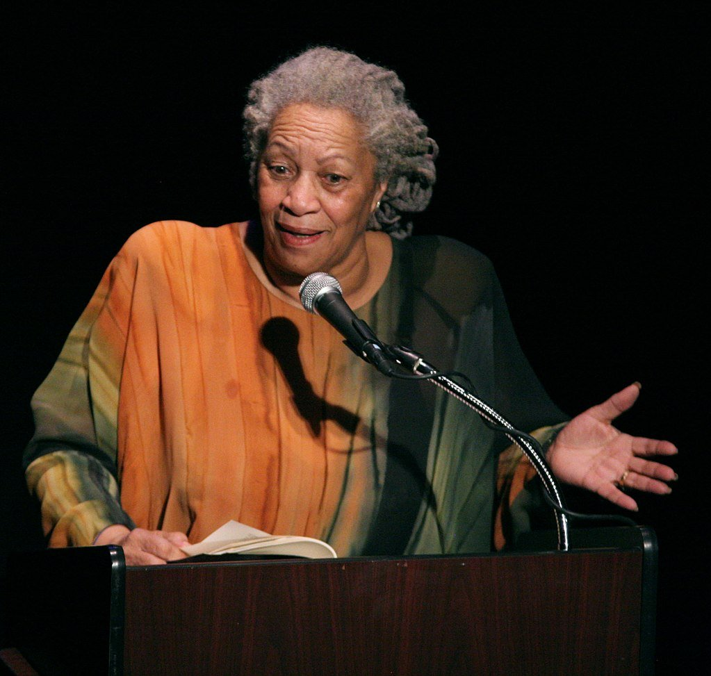"""Toni Morrison speaking at """"A Tribute to Chinua Achebe—50 Years Anniversary of 'Things Fall Apart'"""". The Town Hall, New York City, February 26th,2008"""