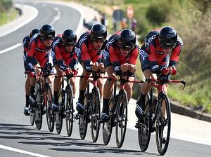 Cycling's TTT or team time trial