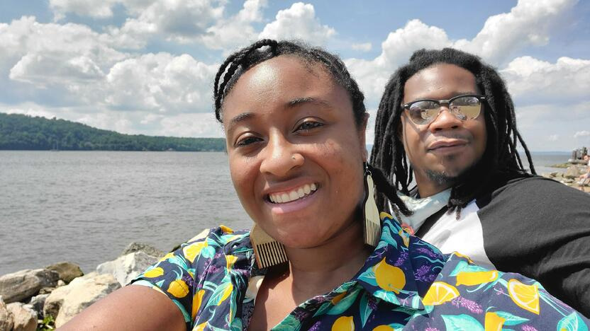 Aisha and her husband
