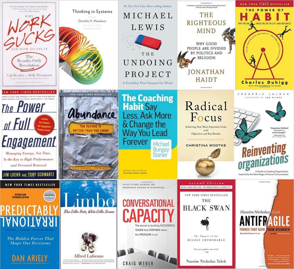 Books Tim Didnt Read in 2016