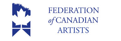 Federation of Canadian Artists logo