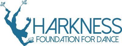Harkness Foundation for Dance logo
