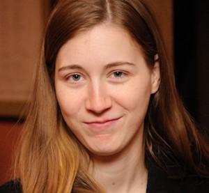 A portrait of Julia Wise
