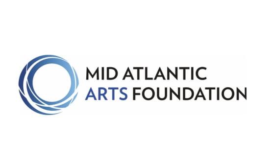 Mid Atlantic Arts Foundation Logo