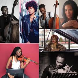 """Nina3""""Singing Nina"""" conference musicians"""