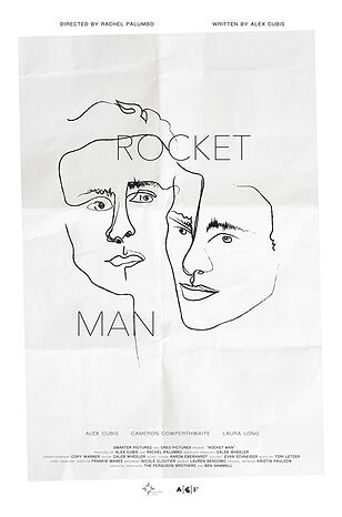 The movie poster for RocketMan