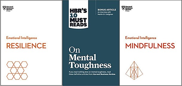 Cover for Harvard Business School piece onResilience and Mindfulness