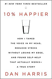 Book cover for 10% Happier