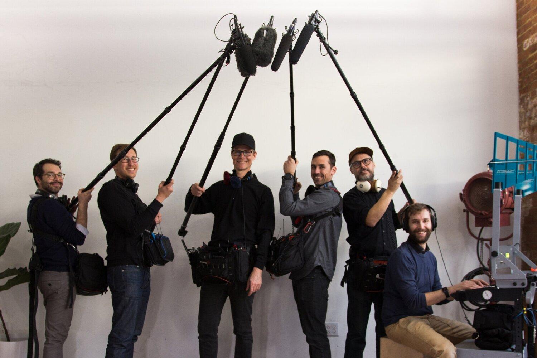 Sound CoOp team