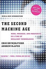 Book cover for The Second Machine Age