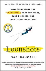 Book cover for Loonshots