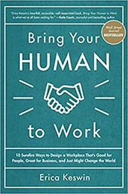 Book cover for Bring Your Human to Work