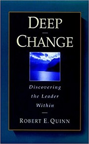 Book cover for Deep Change