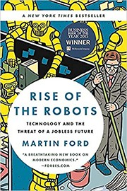 Book cover for Rise of the Robots
