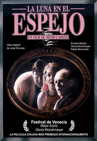"Movie poster for ""La Luna en el Espejo"""