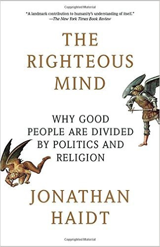 The Righteous Mind- Why Good People Are Divided By Politics andReligion