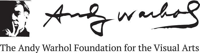 The Andy Warhol Foundation for the Visual Arts logo