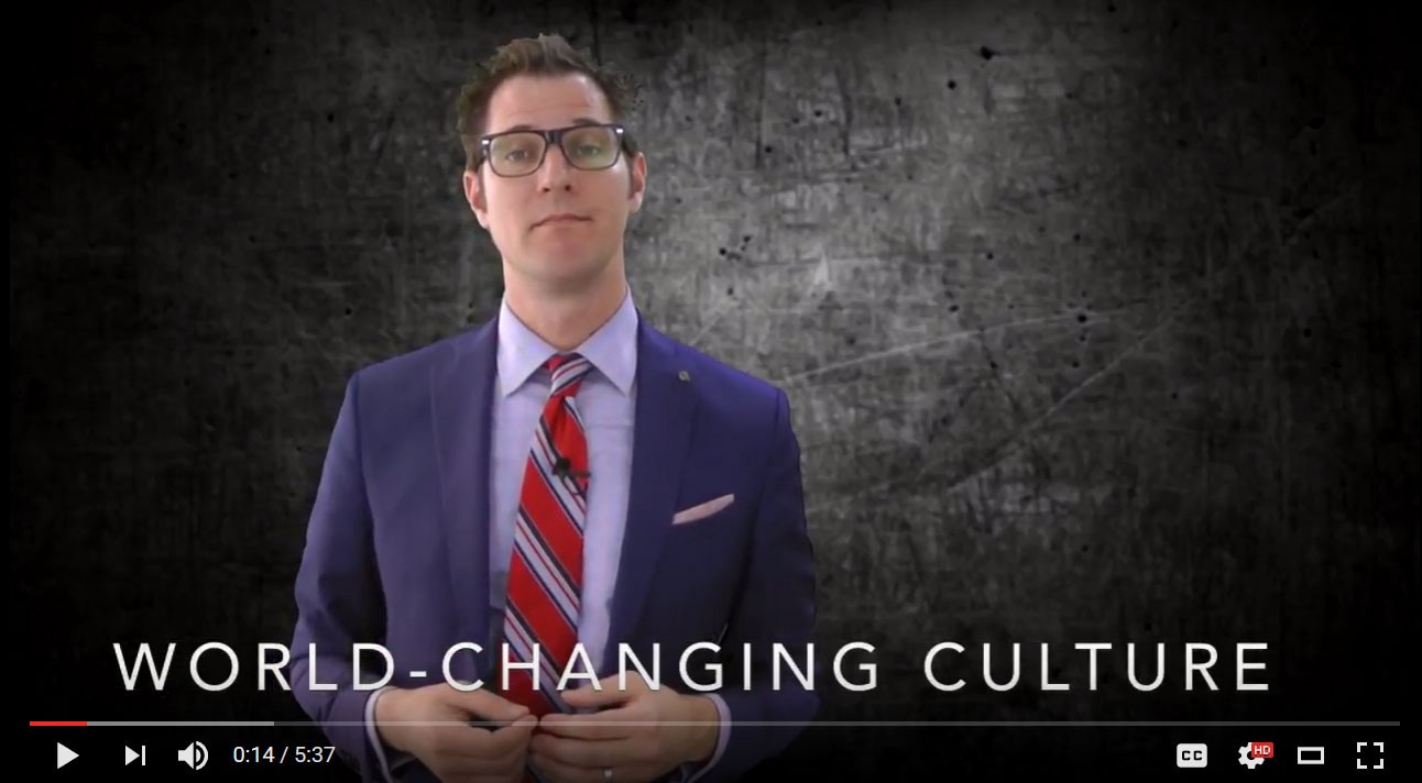 Company Culture That Changes the World