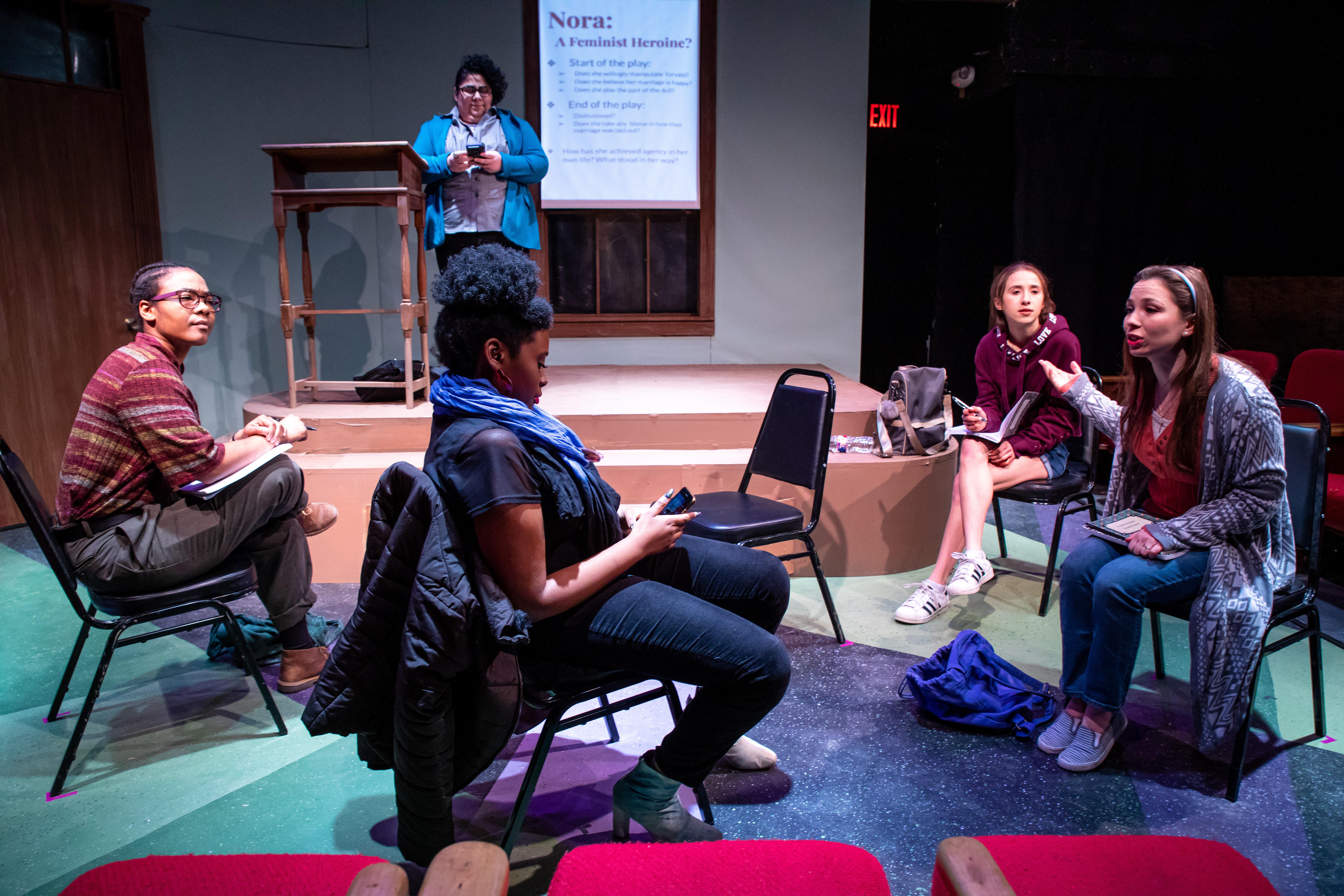 Member Spotlight: Simone Alexander of New Manifest Theatre