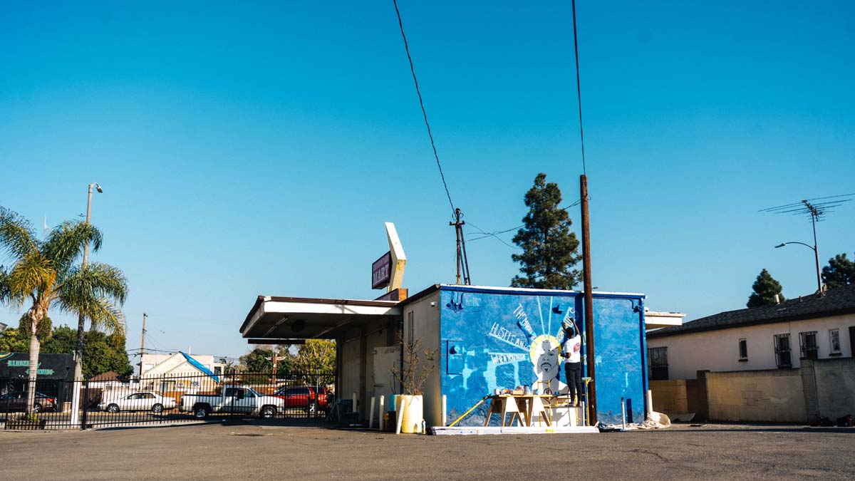 """We're Not New Here"" Crenshaw Dairy Mart on Art, History, and Community in Inglewood"