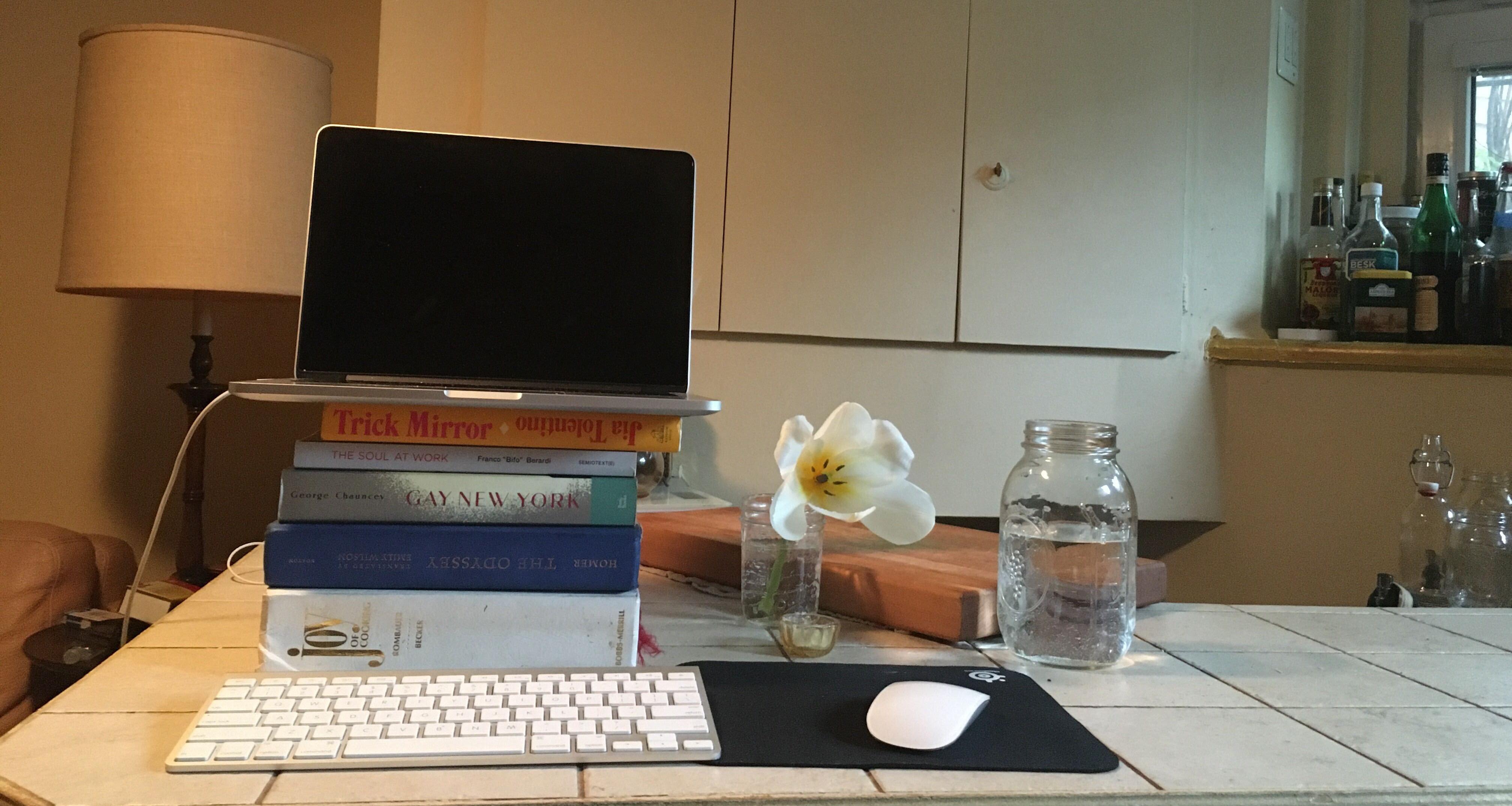 How We Work Virtually: Nina Berman