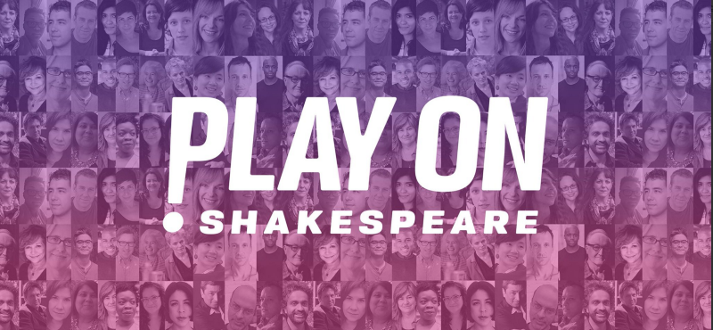 Meet the Project: Play on Shakespeare