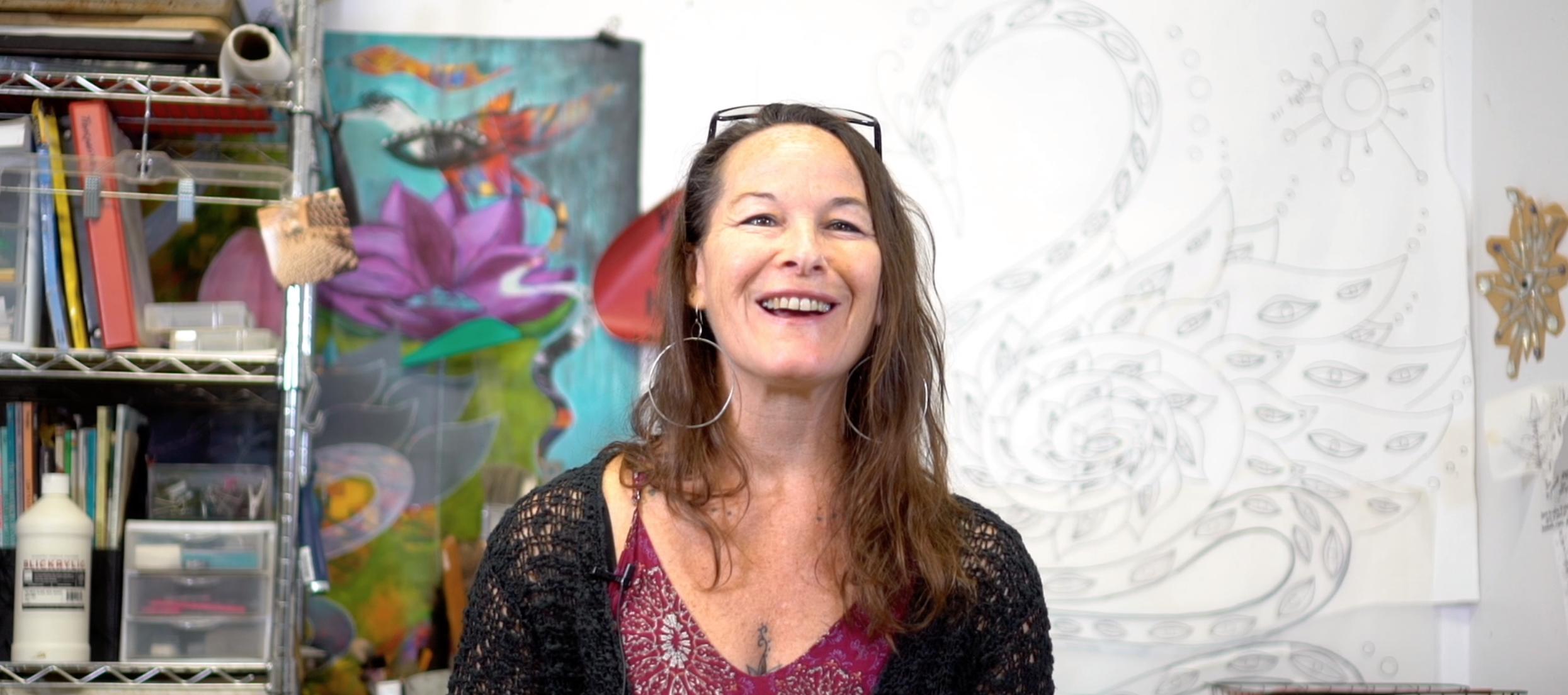 Member Spotlight: Laurel True of True Mosaics Studio