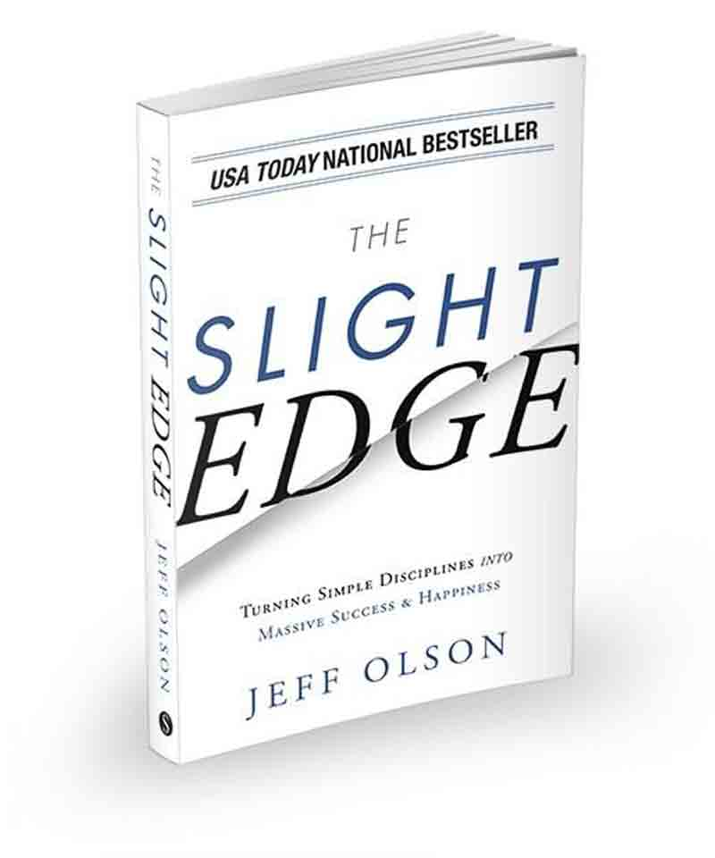 Fractured Atlas Book Club: The Slight Edge