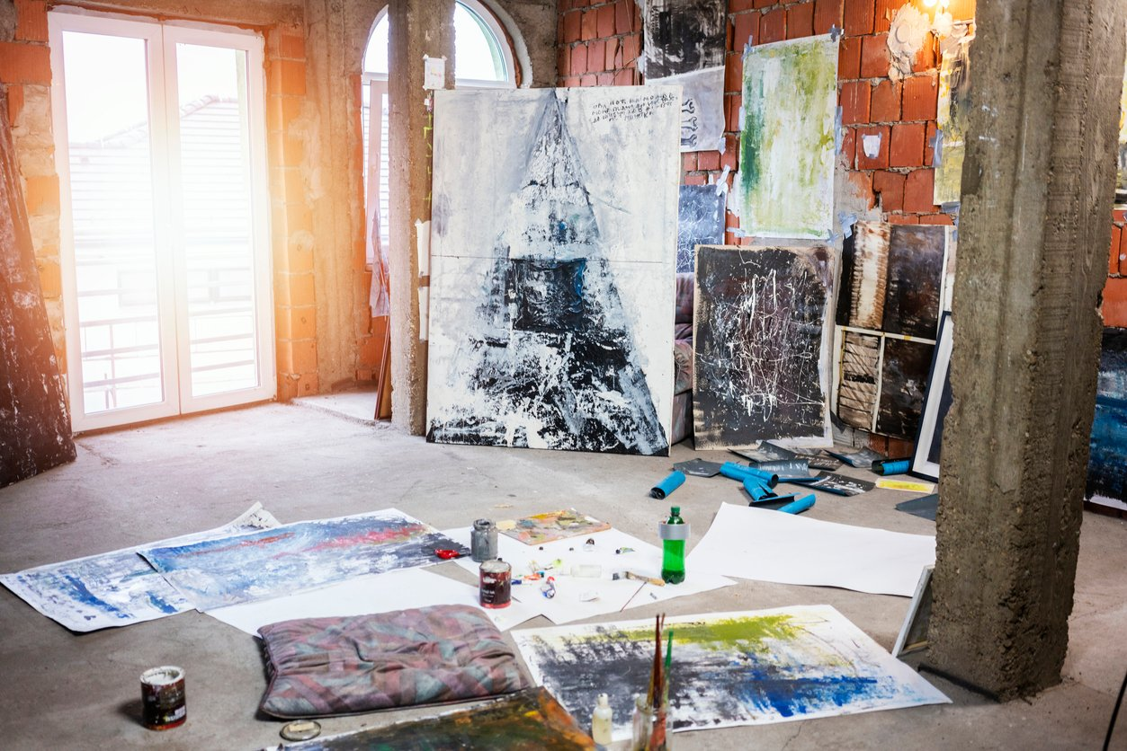 Need a Studio? Things to Consider when Renting Space for Art