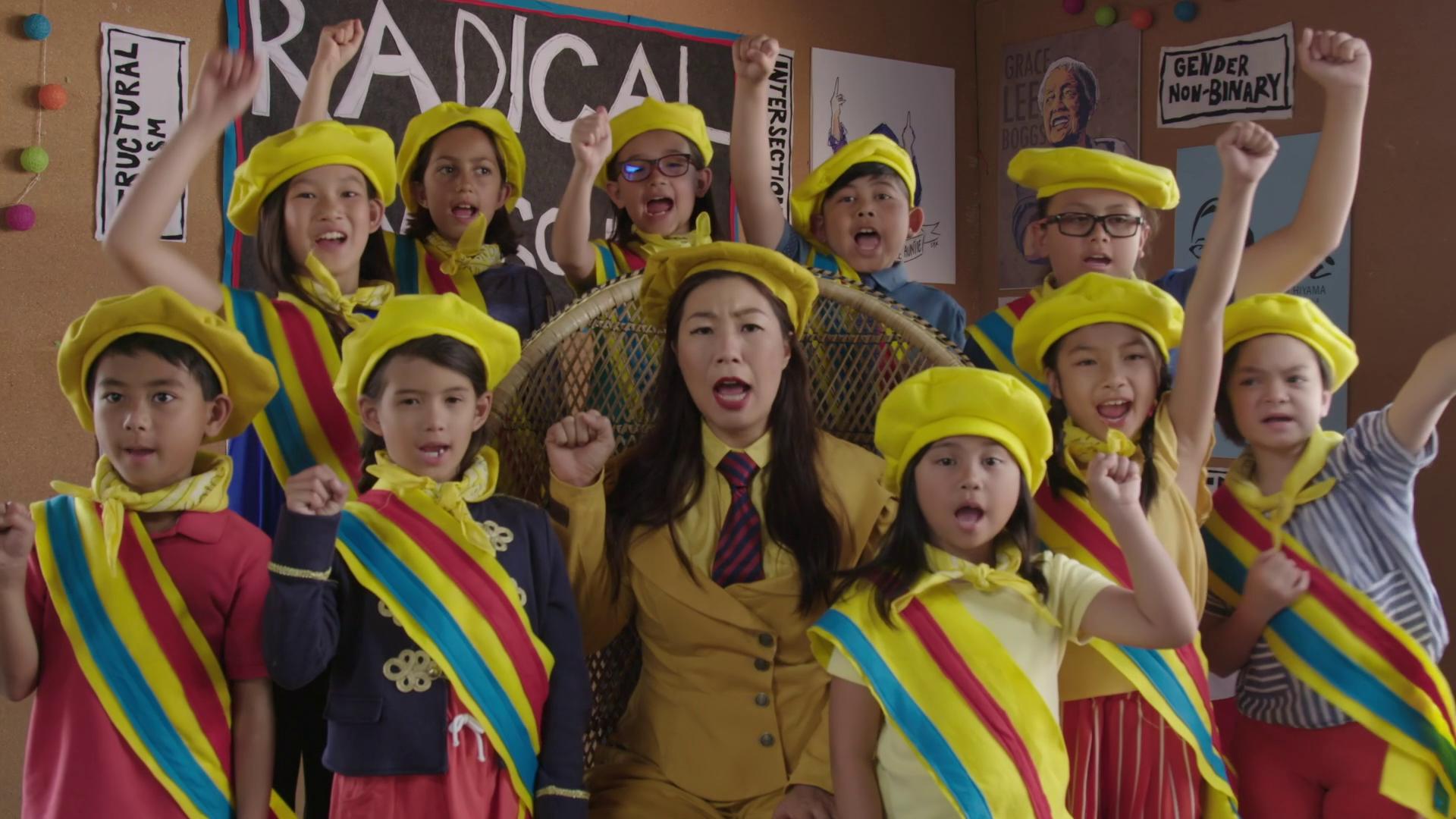 Kristina Wong's Radical Cram School